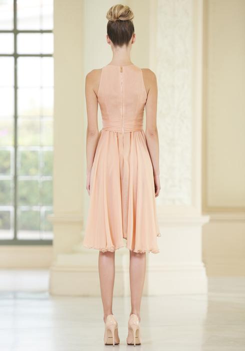 Georgette Silk mididress2