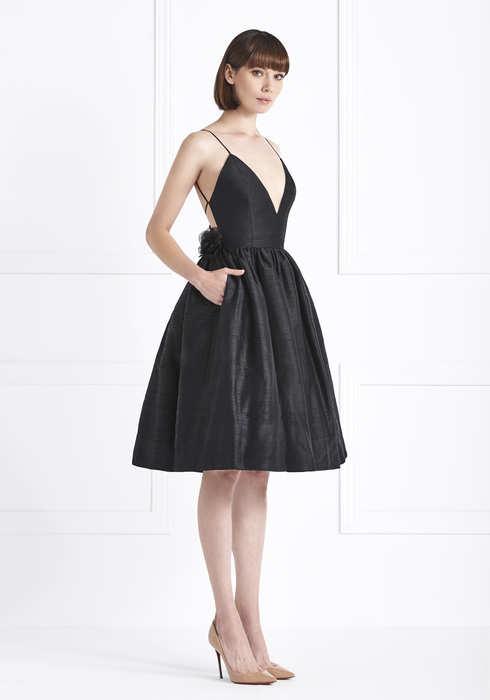 Duchesse Silk MidiDress